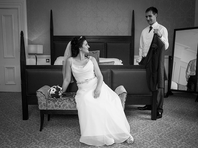 Wedding Photography at Albrighton Hall Hotel & Spa, Albrighton, Shrewsbury by Adam Smith