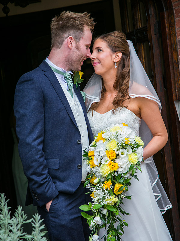 Wedding Photography at Hogarths Stone Manor, Stone, Kidderminster by Adam Smith Wedding Photography