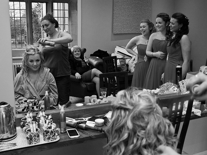 Wedding Photography at Pendrell Hall, Codsall Wood, Staffordshire by Adam Smith Wedding Photography