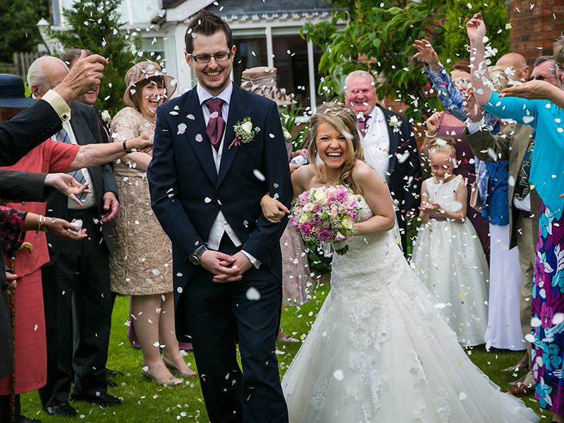 Wedding Photography at The Moat House Hotel, Lower Penkridge Road, Acton Trussell by Adam Smith