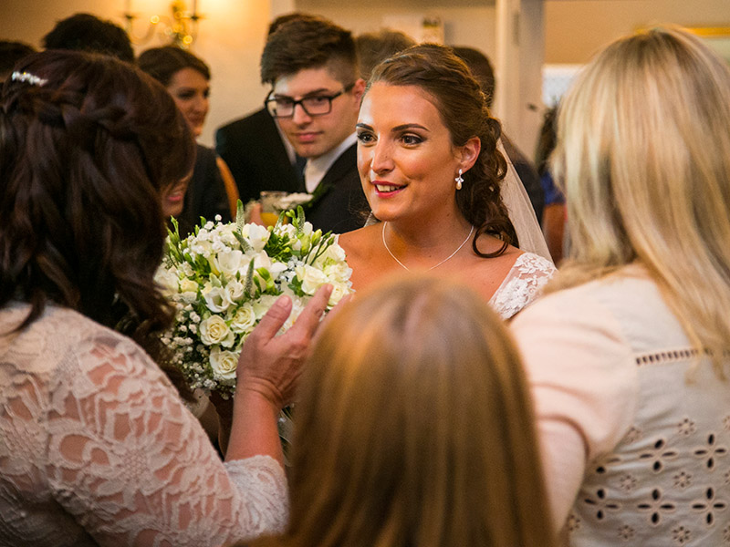 Wedding Photography at Ardencote Manor, Ardencote, The Cumsey, Claverdon, Warwick by Adam Smith