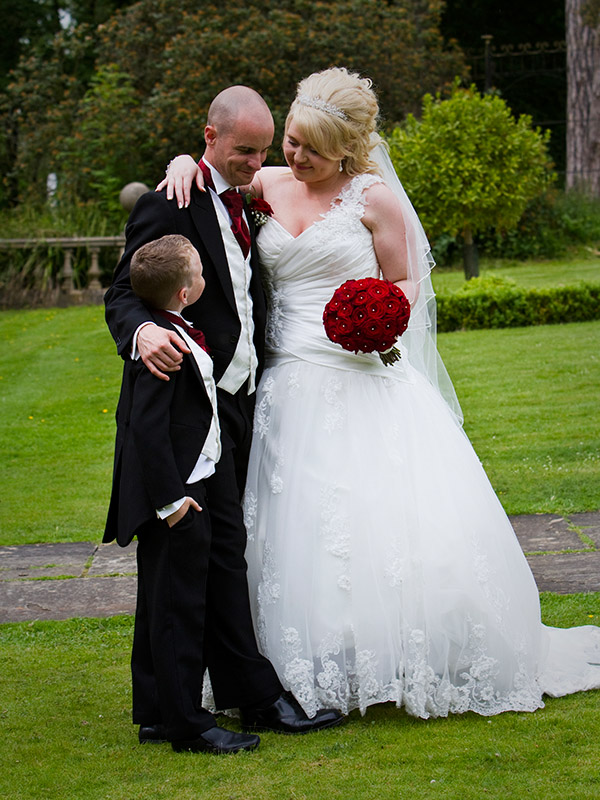 Wedding Photography at Hogarths Hotel, Dorridge, West Midlands by Adam Smith Wedding Photography