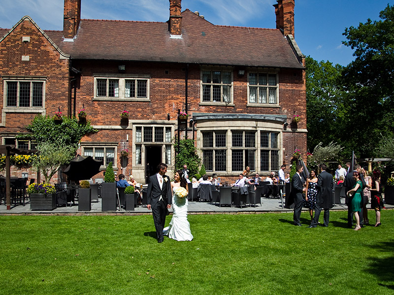 Wedding Photography at Moxhull Hall, Wishaw, Sutton Coldfield by Adam Smith Wedding Photography
