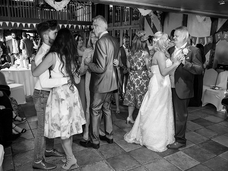 Wedding Photography at The Hundred House Hotel, Norton, Telford by Adam Smith Wedding Photography