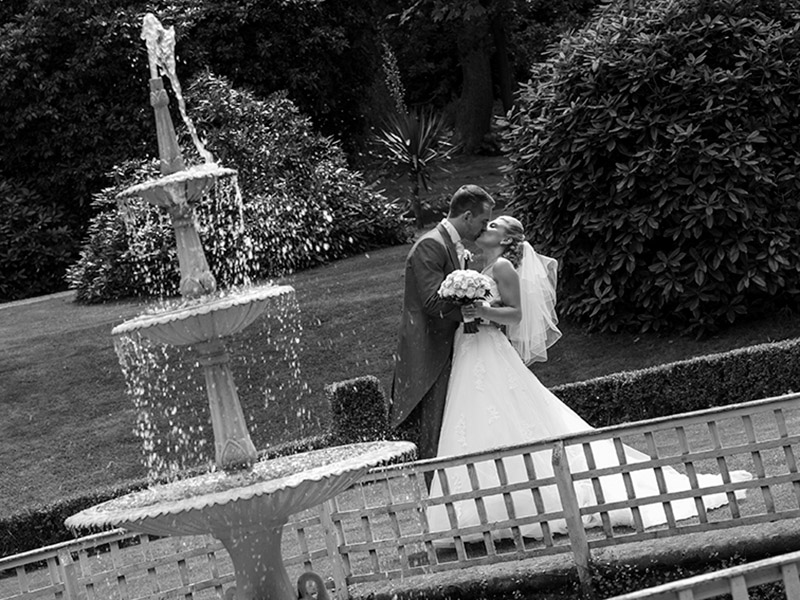 Wedding Photography at Hawkesyard Estate, Armitage Lane, Rugeley by Adam Smith Wedding Photography